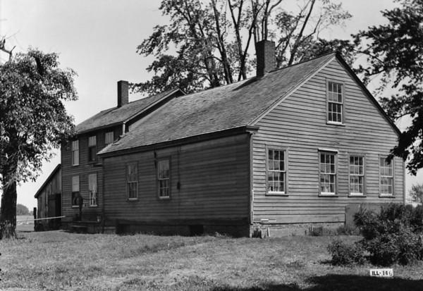 Smith Farmhouse, U S  Route 34, La Moille, Bureau County, IL 1935
