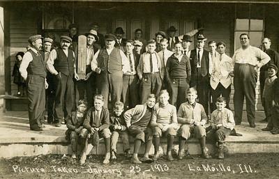 Jan 25 1913, LaMoille IL