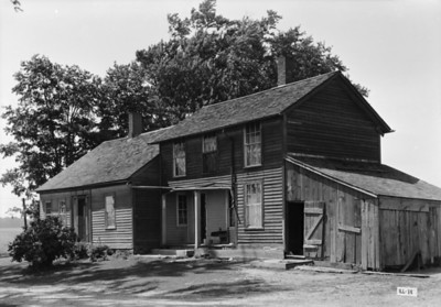 Smith Farmhouse, U S  Route 34, La Moille, Bureau County, IL 1935 002