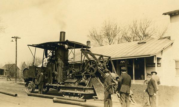 La Moille, IL postcard 1918-1930 1900dpi041
