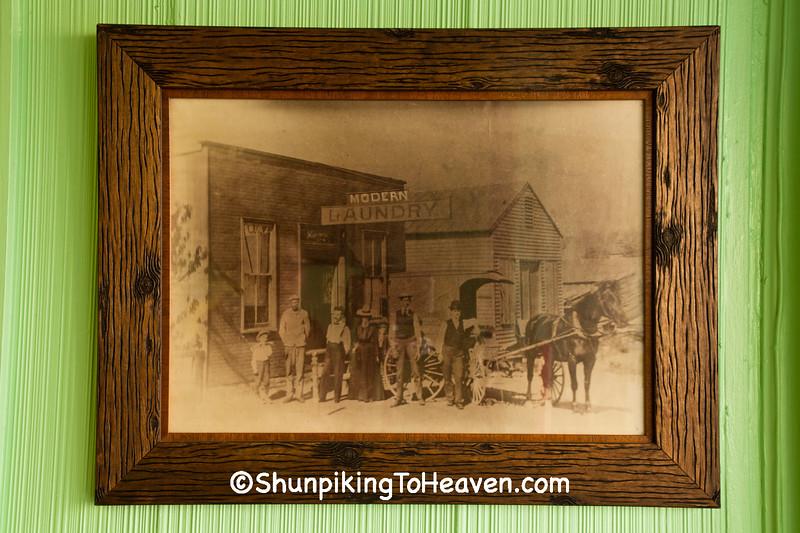 Historical Photo of Modern Laundry, Maysville, Kentucky