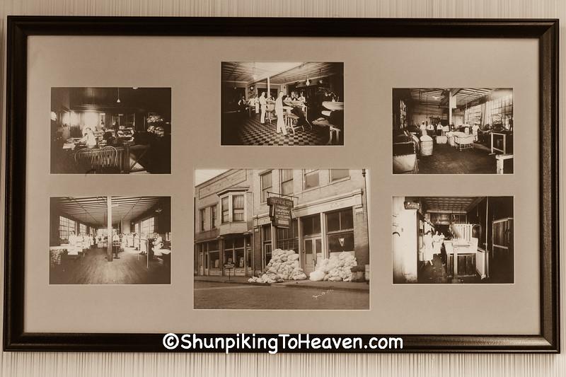 Historical Photos of Modern Laundry, Maysville, Kentucky