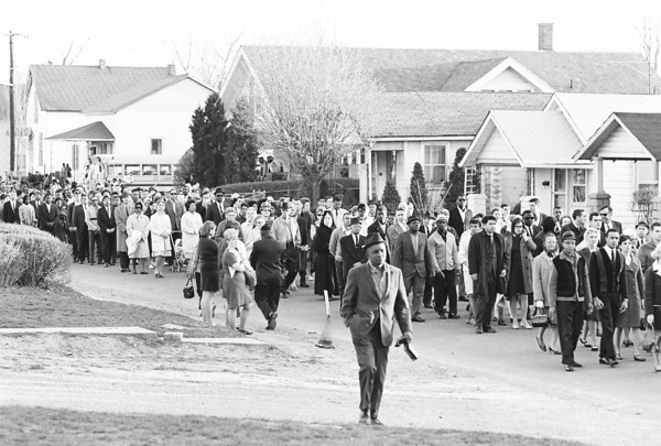 NAACP March 1968