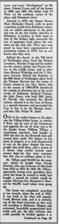 1970 06 07 The Baltimore Sun · 7 Jun 1970, Sun (mentions Merrill persuading Russian czar to buy Merrills)