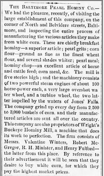 The Aegis & Intelligencer (Bel Air, MD) 12 Mar 1875 Fri