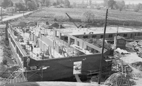 circa 1940<br /> St. Joseph Hospital<br /> or St. Joseph Memorial Hospital<br /> KT file photo