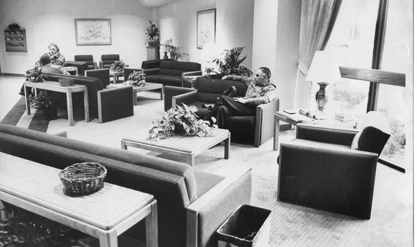 1987<br /> St. Joseph Hospital<br /> or St. Joseph Memorial Hospital<br /> KT file photo