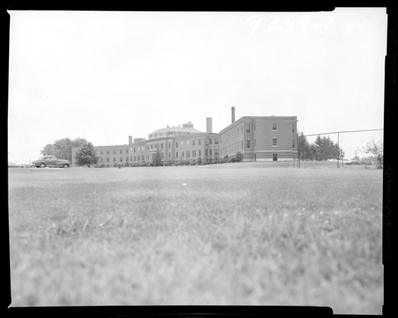 circa 1940<br /> St. Joseph Hospital<br /> KT file photo