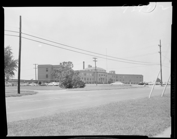 circa 1955<br /> St. Joseph Hospital<br /> KT file photo