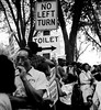 Which way to turn, Great March on Washington, 1963