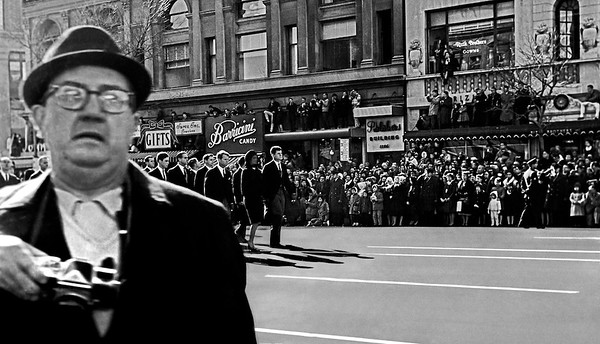 JFK, Funeral Procession