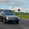 """May 27, 2015<br /> <br /> THE HEARSE CARRYING B.B. KING'S BODY<br /> <br /> """"B.B. King's Processional from Memphis, TN to Indianola, MS"""" 2015"""