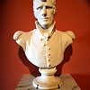 Bust of Andrew Jackson, President of the USA (1829-1837)<br /> Louisiana's Old State Capitol <br /> Baton Rouge, LA