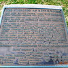This information is in reference to the founding of  Baton Rouge.<br /> Louisiana's Old State Capitol<br /> Baton Rouge, LA