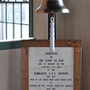"""BELL FROM SUBMARINE U.S.S. GRUNION""<br /> <br /> River Road Queen Welcome Center <br /> Greenville, MS"