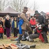 The Sealed Knot at the 2017 Thriplow Daffodil Festival
