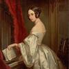 Кристина Робертсон Портрет княгини Марии Ивановны Кочубей(1818-1843), ур.Барятинской