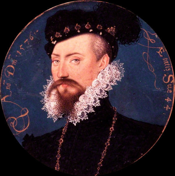 NPG 4197; Robert Dudley, 1st Earl of Leicester