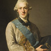 Alexander Roslin: Hertig Fredrik Adolf, Gustaf III:s bror, 1750-1803.<br /> NMGrh 1991