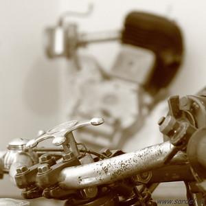 """Ještě """"umělecké"""" foto před montáží do chassis ;-)"""