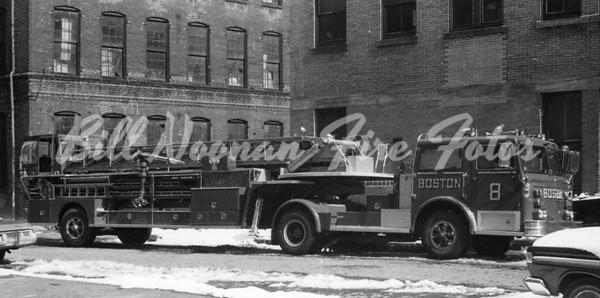 Classic black & white apparatus photos
