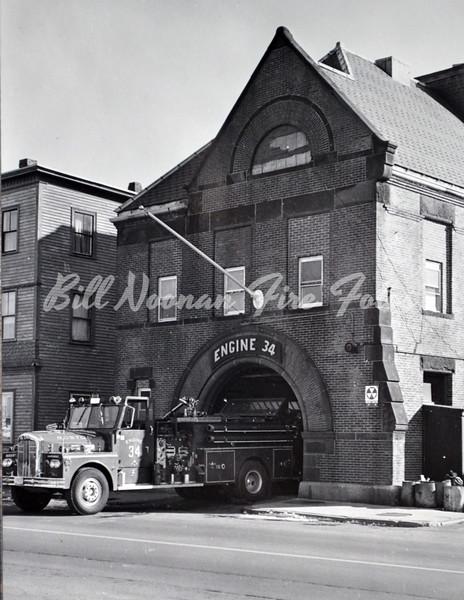 Firehouses--circa 1976-1977