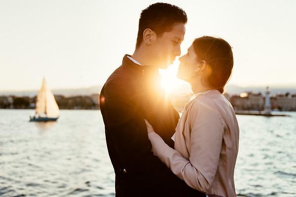 Mariage religieux au Parc des Eaux-Vive