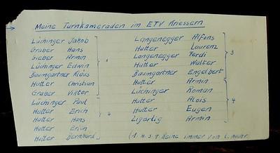 1958 - Kantonalturnfest SG