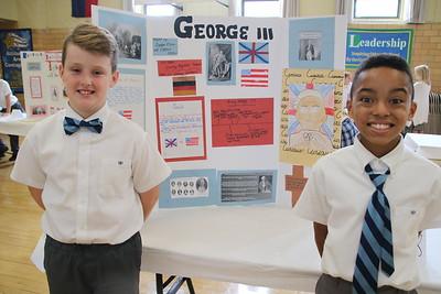 History Fair: Grade 5
