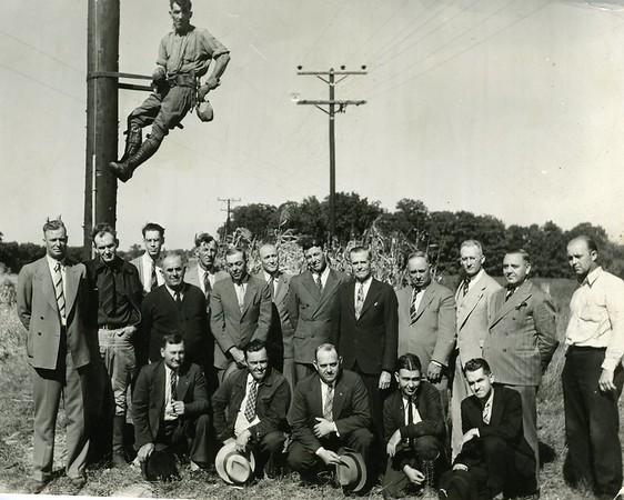 MNR Monroe Electric history