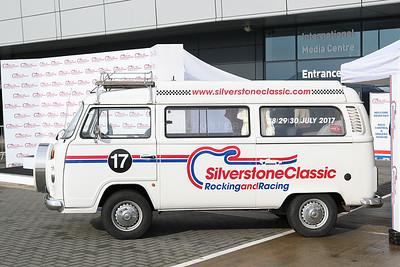 Siverstone Classic Media Day