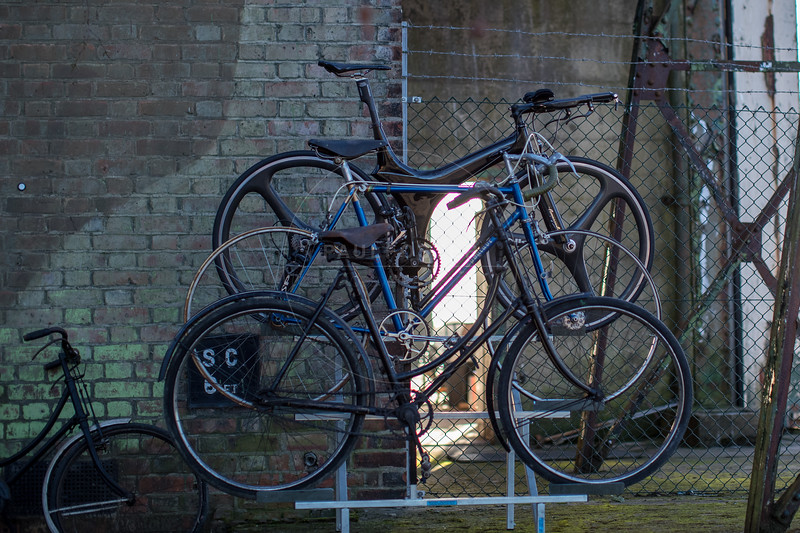 Bicester Heritage Sunday Scramble 07-01-18