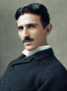 Nicola Tesla, 1893