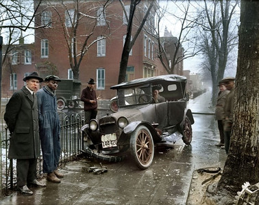 Washington D. C., 1921 (Photo credit: Sanna Dullaway)