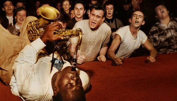 Big Jay McNeely, Olympic Auditorium, 1953