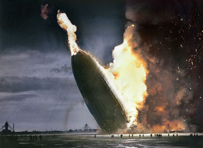 Hindenburg Disaster, 1937