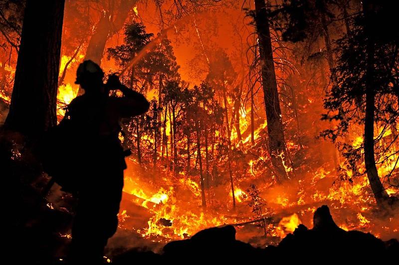 Fire fighter Kelowna