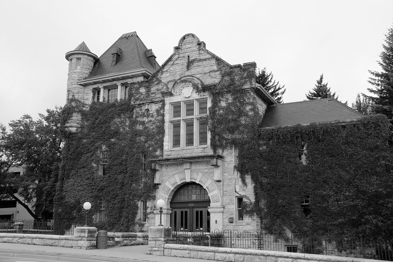 Old Court House (Nelson, British Columbia)