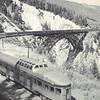 Train passenger 50's
