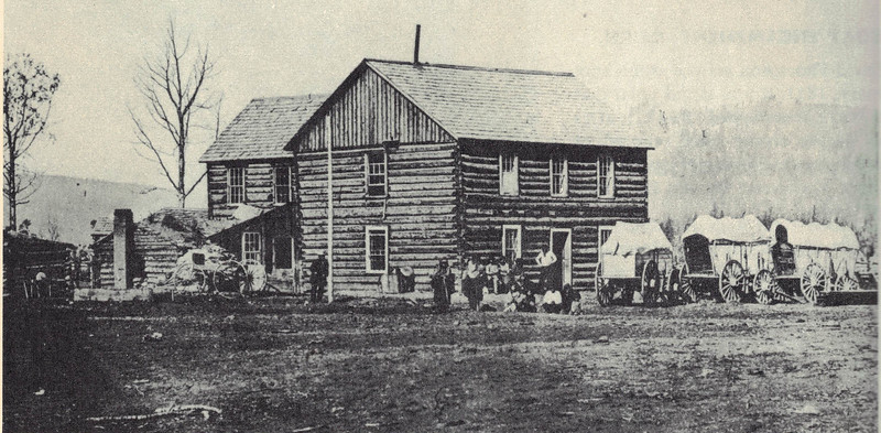 Barkerville 1867