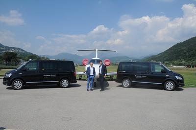Lugano Airport - 26.07.2018