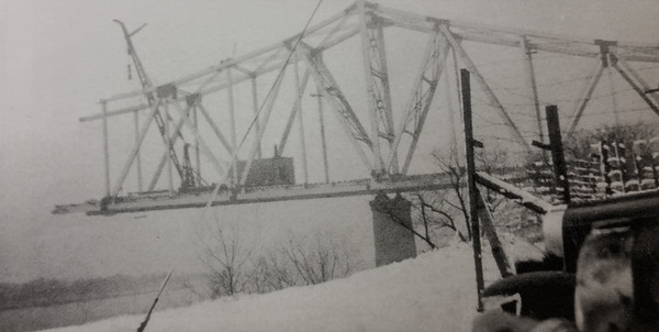 """Blue Bridge"" - 1939 Construction"