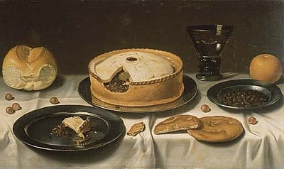History of baking in art and photography