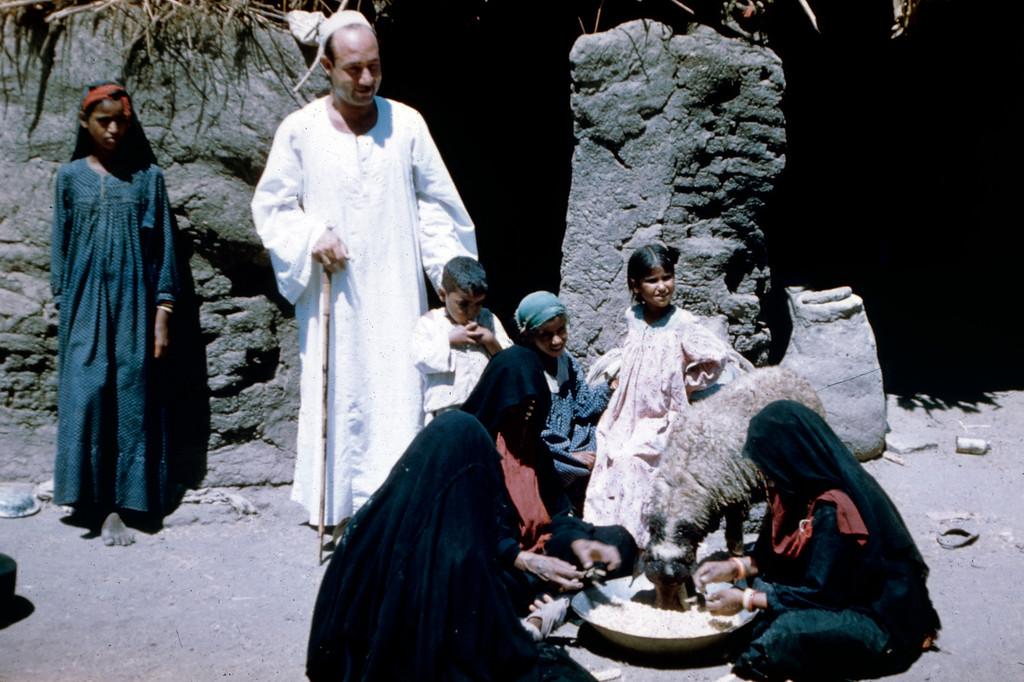 Kairo - beduiner