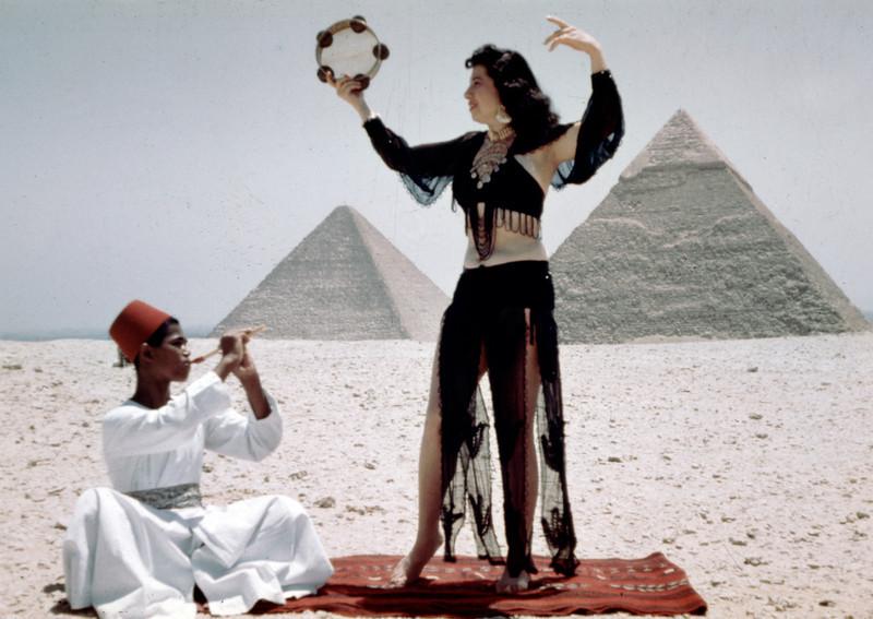 Kairo: Magedans for turistene