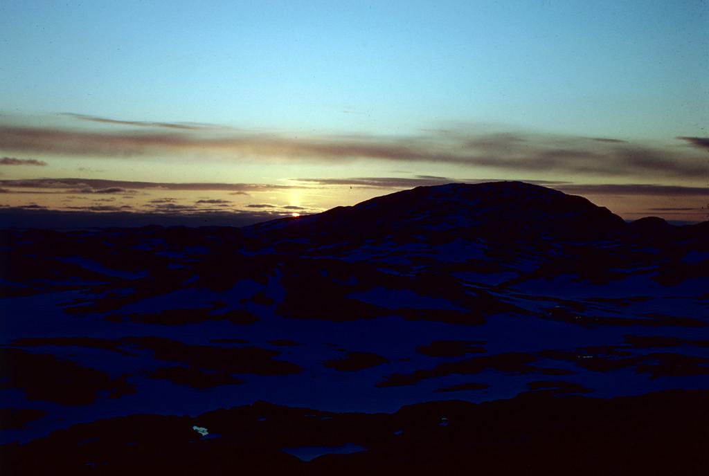 Grønland - 1954: Morgenstemning
