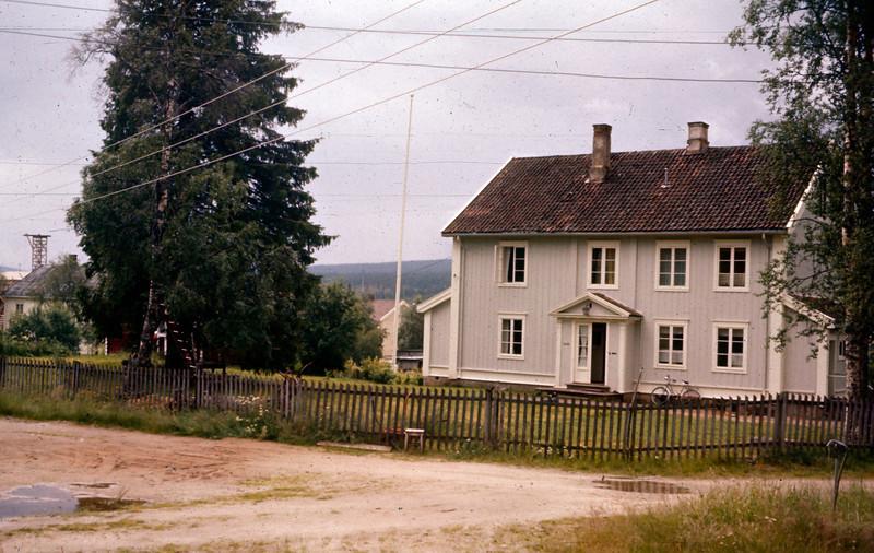 Prestegården Trysil