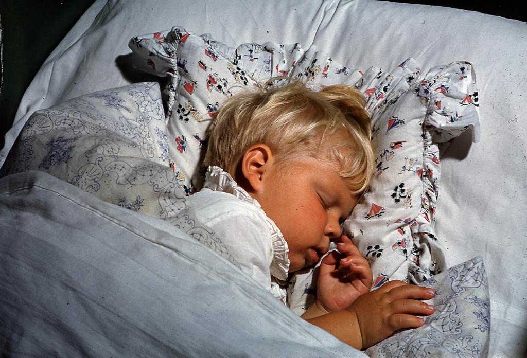 Broder Svein i drømmeland - i det minste før blitsen slo til.