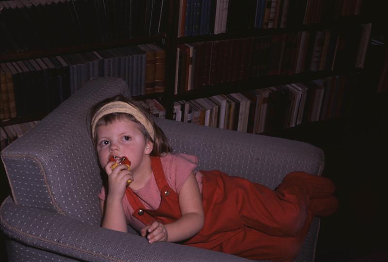 Laila i biblioteket