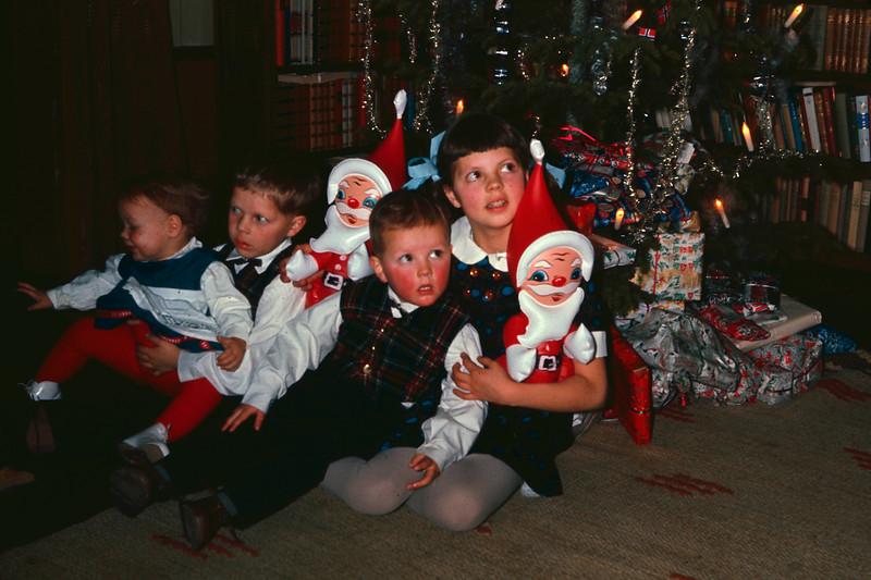 Jul på prestegården